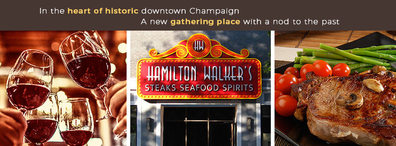 Hamilton Walker's in Champaign, IL