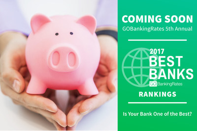 Here's your sneak peek of our list of best banks.