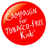 Campaign for Tobacco-Free Kids logo. (PRNewsFoto/Campaign for Tobacco-Free Kids)