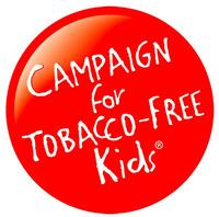 Campaign for Tobacco-Free Kids logo. (PRNewsFoto/Campaign for Tobacco-Free Kids) (PRNewsFoto/Campaign for Tobacco-Free Kids)