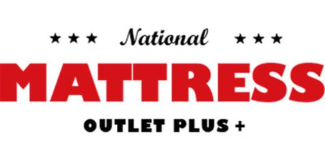 National Mattress Outlet Plus (CNW Group/National Mattress)