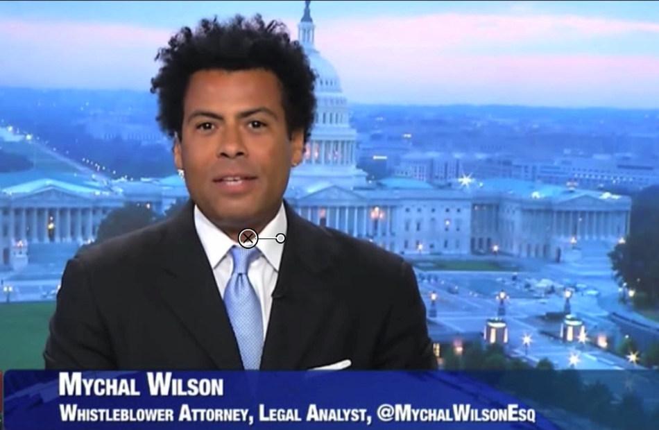 Celebrity Whistleblower Attorney Mychal Wilson