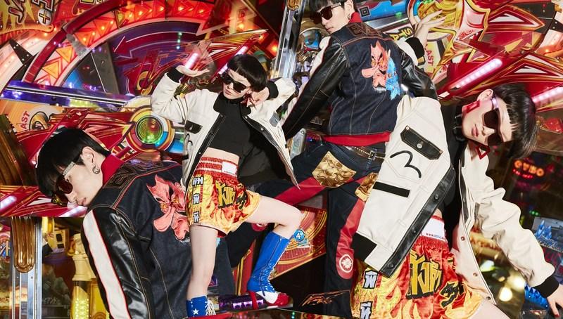 EVISU AW16 Campaign Image