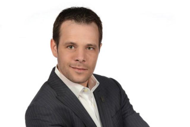 Félix Laroche, président-directeur général de JLR (Groupe CNW/JLR)