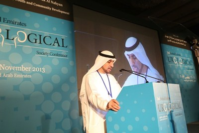 Dr. Abdul Qadir Al Zarooni - President Emirates Urological Society (PRNewsFoto/The Emirates Urological Society)
