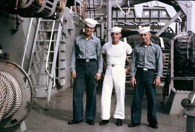 US Navy Sailors/Shipyard