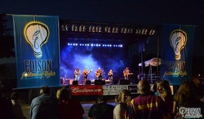 Edison Festival of Light Parade Celebration; photo credit:  Edison Festival of Light