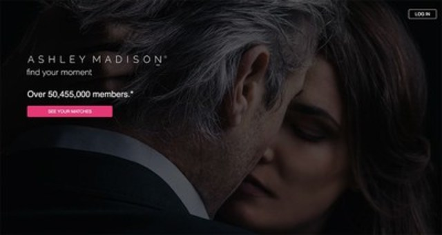 AshleyMadison.com is the world's leading open minded online dating community. photo courtesy: ashleymadison.com (CNW Group/ruby)