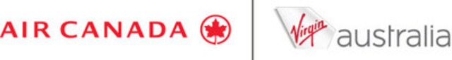 Logo: Air Canada / Virgin Australia (CNW Group/Air Canada)
