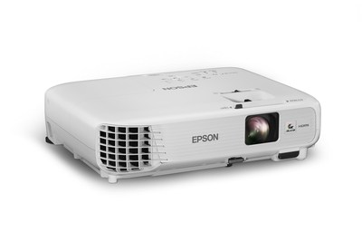 From outdoor movie nights to big-screen sports, the versatile Epson Home Cinema 740HD offers a range of easy-to-use features for vivid HD content.