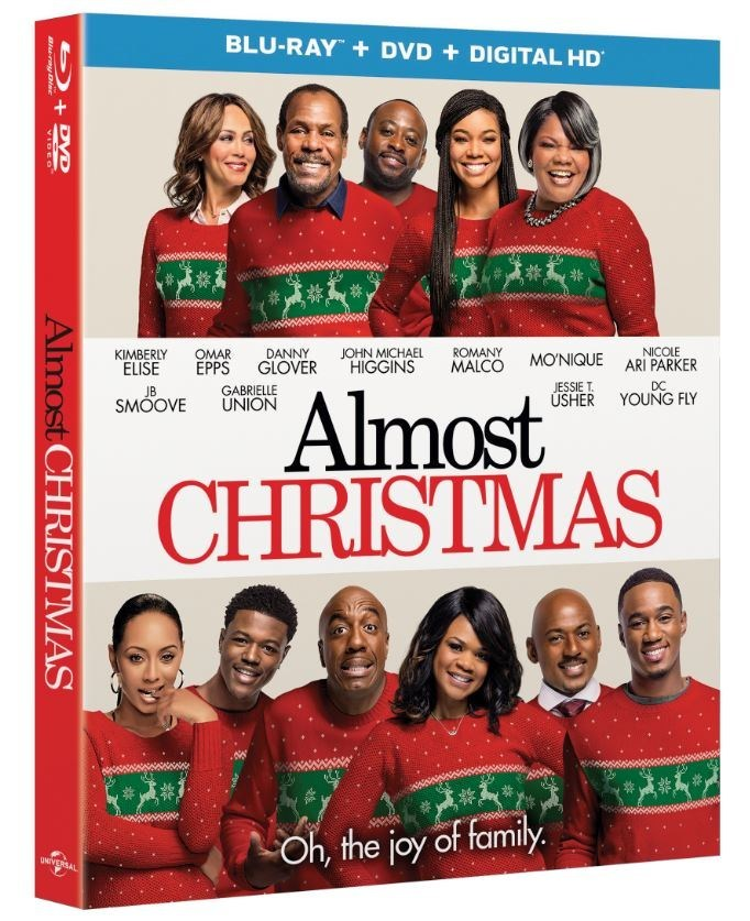 From Universal Pictures Home Entertainment: Almost Christmas