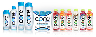 CORE Nutrition innovation lineup