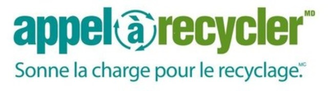 Appel à Recycler (Groupe CNW/Earth Day Canada)