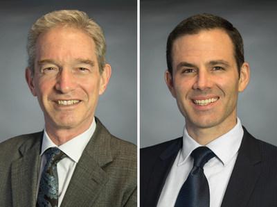 Mark Strauss (L) and Rob Quarton (R)