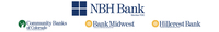 (PRNewsFoto/NBH Bank)