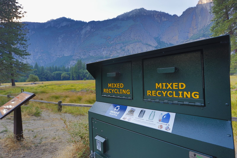 Subaru of America and Recycle Across America Join Forces to Support the Zero Landfill Initiative Piloted at Three National Parks