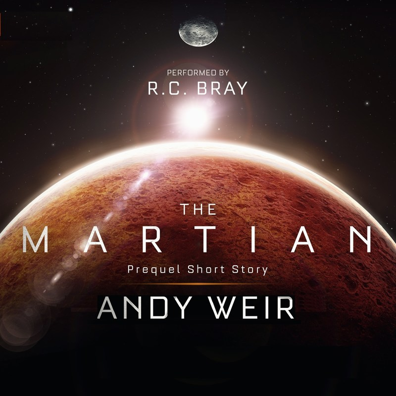 """A new prequel short story to """"The Martian"""" is now available as a free audiobook from Podium Publishing. Written by author Andy Weir and narrated by R.C. Bray, the prequel log entries highlight NASA astronaut Mark Watney's life on Earth just prior to his mission to Mars. The audiobook short story can be downloaded for free at: audfans.com/the-martian"""
