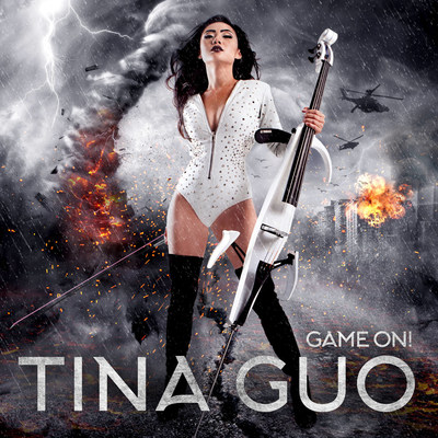 SENSATIONAL CELLIST TINA GUO RELEASES DEBUT ALBUM, GAME ON! Available February 10, 2017