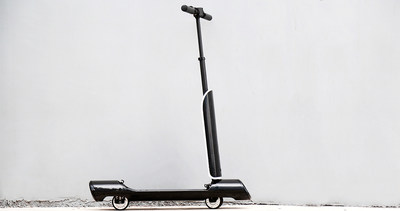 GoTube Introduces the World's Most Portable Urban Electric Scooter