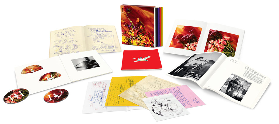 PAUL McCARTNEY  - FLOWERS IN THE DIRT - LONG AWAITED 10th INSTALLMENT OF THE GRAMMY-WINNING ARCHIVE COLLECTION OUT MARCH 24 VIA MPL/Capitol/UMe. FORMATS TO INCLUDE 2CD SPECIAL EDITION, 2LP VINYL AND  3CD+DVD DELUXE EDITION BOX SET FEATURING PREVIOUSLY UNRELEASED DEMOS, UNSEEN ARCHIVAL VIDEO, NOTEBOOK OF PAUL'S HANDWRITTEN LYRICS AND NOTES, LINDA McCARTNEY FLOWERS IN THE DIRT EXHIBITION CATALOGUE, 112-PAGE HARDCOVER BOOK DOCUMENTING THE MAKING OF THE ALBUM AND MORE.