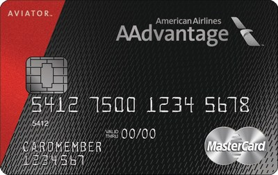 American Airlines AAdvantage(R) Aviator(TM) Red World Elite Mastercard(R)