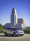 2017 Kia Niro Sets Guinness World Records™ Title For Lowest Fuel Consumption By A Hybrid Vehicle