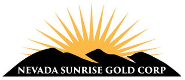 Nevada Sunrise (CNW Group/Nevada Sunrise Gold Corporation)