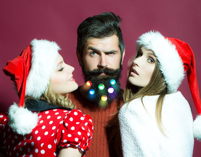 Quantum Beard Lights Beard Fairy Lights for Your Next Generation of Beard Ornaments