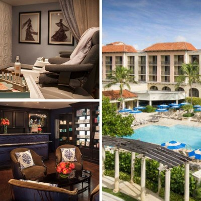 This holiday season, give someone the feel of being pampered with gift certificates to Delray Beach Marriott's nSpa. From therapeutic massages to satisfying nail services, this hotel on the beach has everything a spa goer will love. Guests purchasing a gift certificate of more than $150 will receive up to $100 in Spa Dollars. For information, visit www.marriott.com/PBIDR or call 1-561-278-8111.