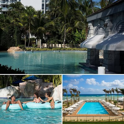 $400,000 Renovation of Waterpark Makes Hilton Rose Hall ...