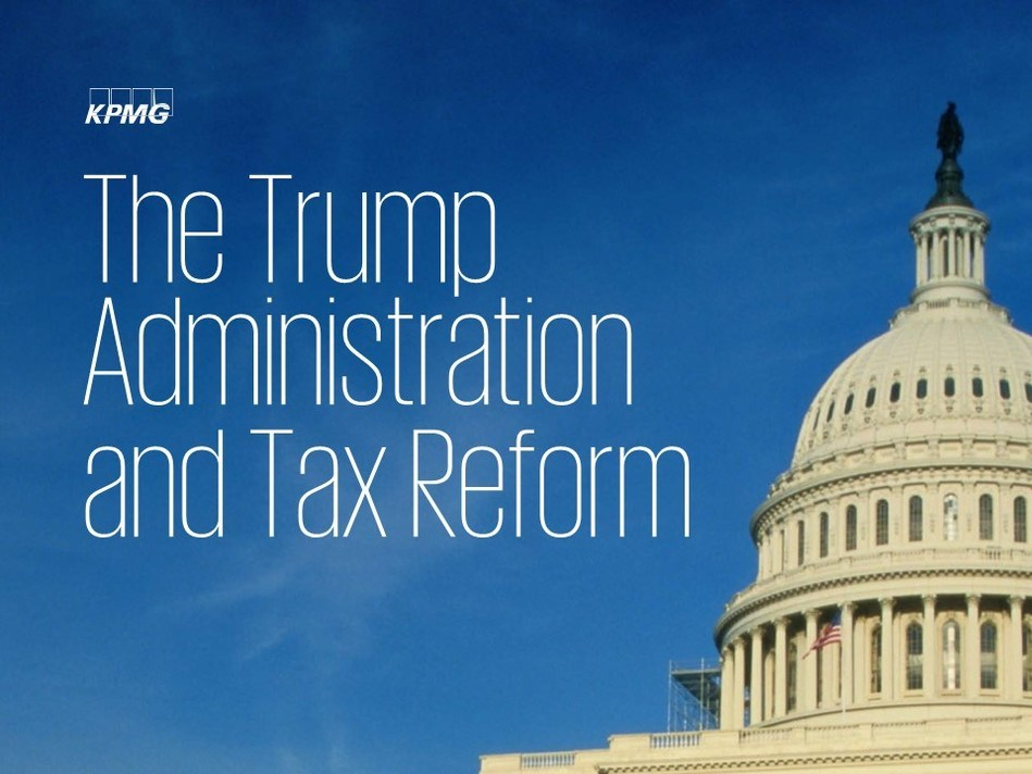 KPMG FAQ Helps Businesses Gear Up for Trump-led US Tax Reform
