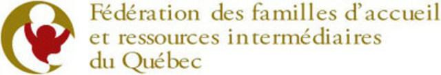 Logo : Fédération des familles d'accueil et ressources intermédiaires du Québec (Groupe CNW/FEDERATION DES FAMILLES D''ACCUEIL ET DES RESSOURCES INTERMEDIAIRES DU QUEBEC (FFARIQ))