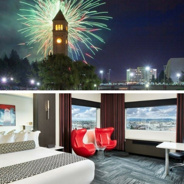 Ring in 2017 with a stay at The Davenport Grand, Autograph Collection, offering a First Night New Year's Eve Package that includes admission for two to the city's biggest New Year's Eve celebration, a $50 dining credit and free parking for two-night stays. For information, visit www.marriott.com/GEGAD or call 1-509-458-3330.