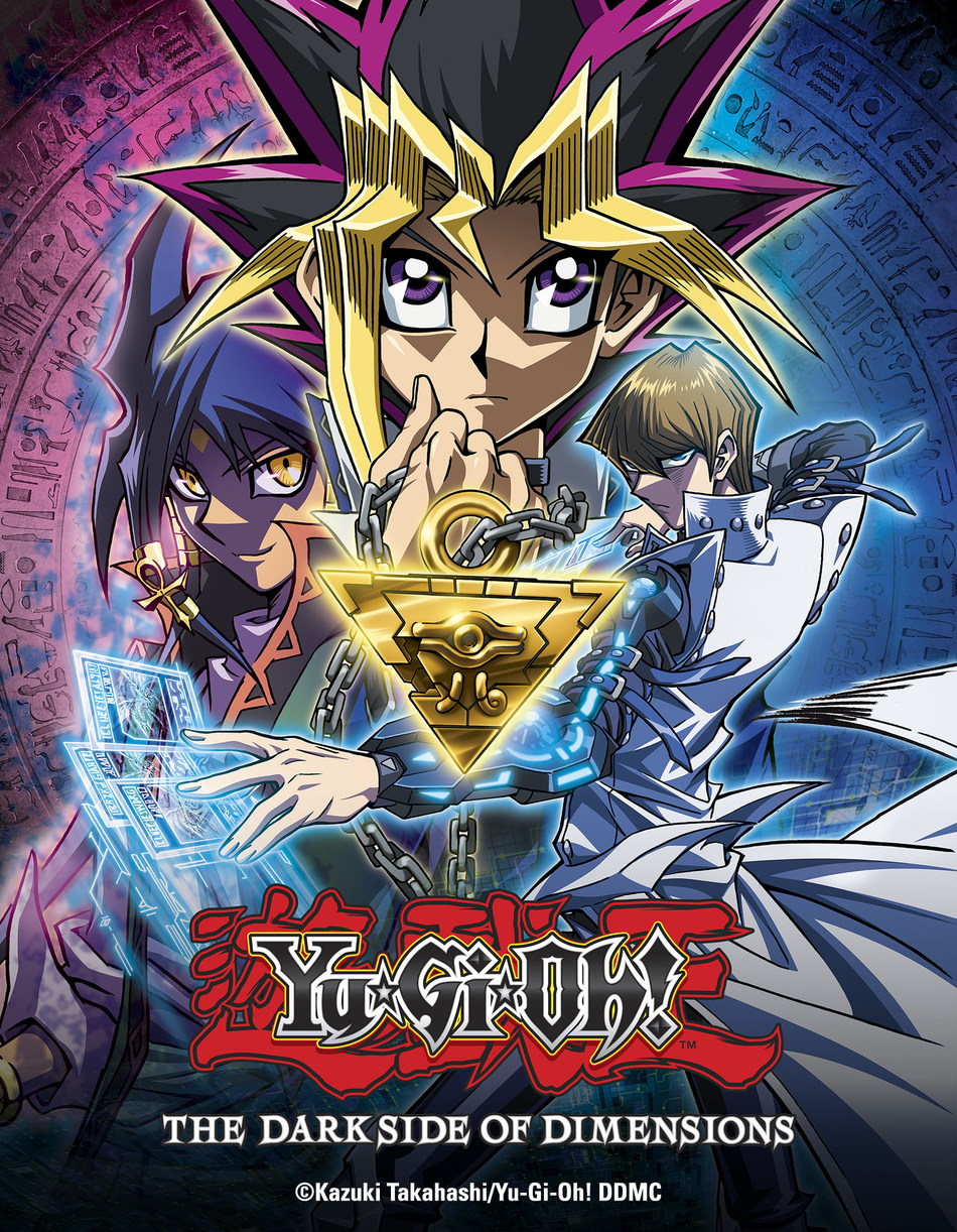 Yugioh The Dark Side Of Dimensions Stream