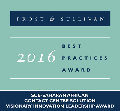 Based on recent analysis of the enterprise software solution market, Frost & Sullivan recognises ZaiLab with the 2016 Sub-Saharan Africa Visionary Innovation Leadership Award.