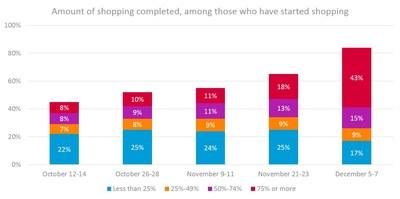 Holiday Shopping Habits