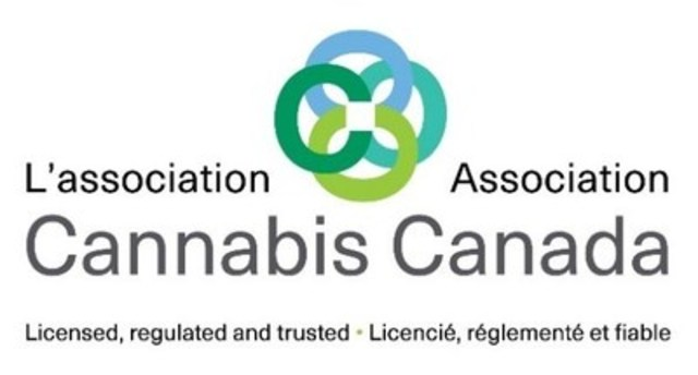 Logo: Cannabis Canada Association (CNW Group/Cannabis Canada Association)