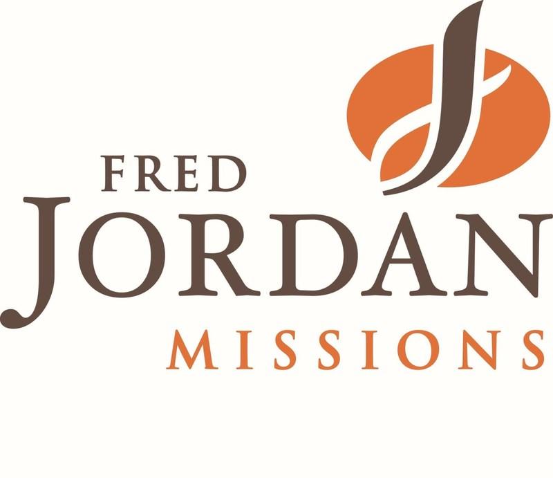 Fred Jordan Missions Logo