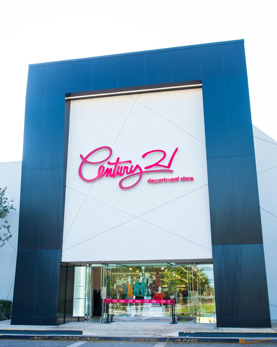 (PRNewsFoto/Century 21 Department Store)