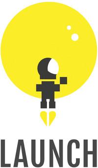 Launch Social Inc.'s official logo.