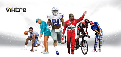VIKTRE celebrates the life of the athlete - Professional, Olympic and National Team athletes, current and former, from around the world.