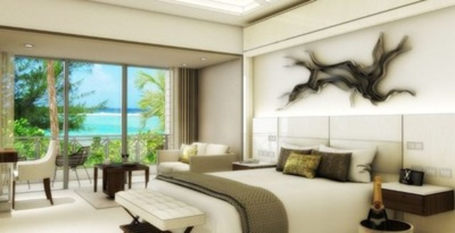 Grand Lido Negril, a Luxurious Au Naturel All-Suite Boutique Resort (CNW Group/Blue Diamond Resorts)