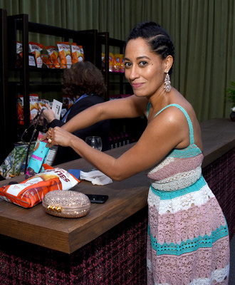 Tracee Ellis Ross is just one of many celebs who indulged in Goodie Girl Cookies at the 22nd Annual Critics' Choice Awards.