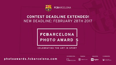 AWARDS THEME: THE POSITIVE VALUES OF SPORT • APPLY NOW! (PRNewsFoto/FCBarcelona)