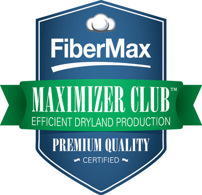 The new FiberMax(R) Maximizer Club(TM) from Bayer celebrates great cotton yields.