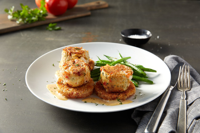 Crab & Shrimp Cakes
