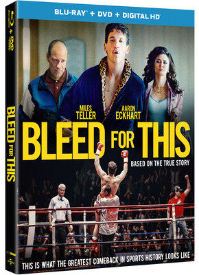 From Universal Pictures Home Entertainment: Bleed For This