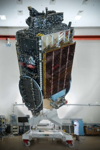 SSL-built EchoStar XIX satellite has successfully launched. (CNW Group/SSL)