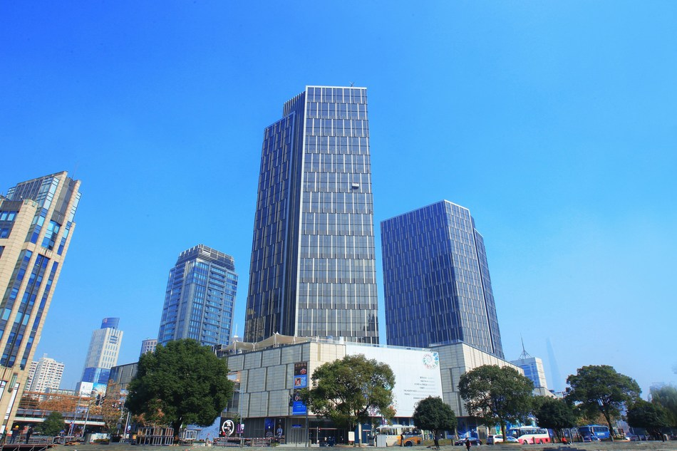 Shanghai Corporate Avenue 3 is officially named Infinitus Tower