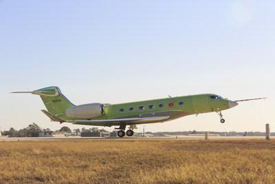 (PRNewsFoto/Gulfstream Aerospace Corp.)